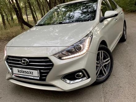 Hyundai Accent 2019 года за 6 400 000 тг. в Алматы
