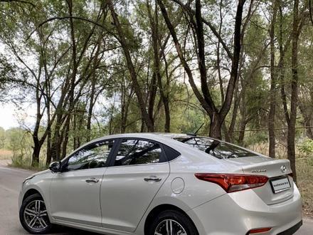 Hyundai Accent 2019 года за 6 400 000 тг. в Алматы – фото 10