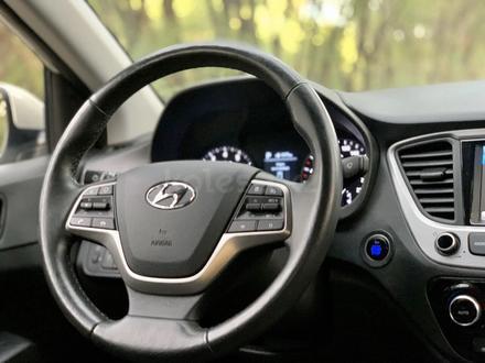 Hyundai Accent 2019 года за 6 400 000 тг. в Алматы – фото 15