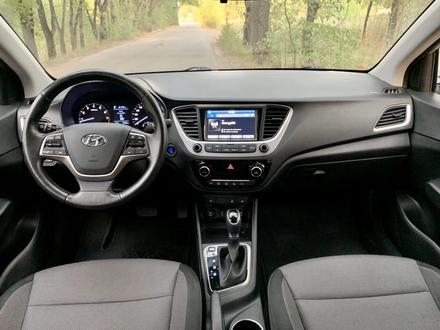 Hyundai Accent 2019 года за 6 400 000 тг. в Алматы – фото 16