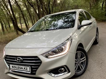 Hyundai Accent 2019 года за 6 400 000 тг. в Алматы – фото 3