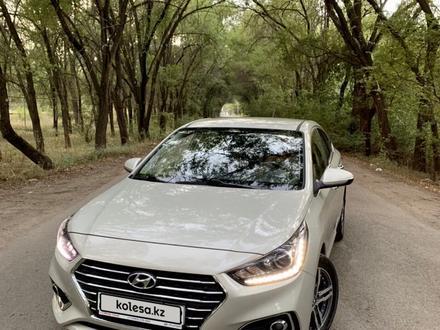 Hyundai Accent 2019 года за 6 400 000 тг. в Алматы – фото 5