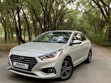 Hyundai Accent 2019 года за 6 400 000 тг. в Алматы – фото 6