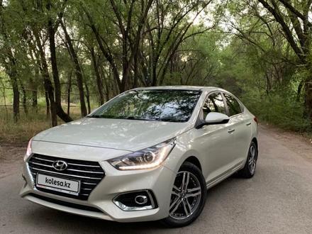Hyundai Accent 2019 года за 6 400 000 тг. в Алматы – фото 7