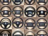 Руль на Volkswagen Golf 4 в сборе с Airbag за 10 000 тг. в Алматы – фото 4