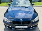 BMW 328 2012 года за 6 800 000 тг. в Алматы – фото 2