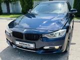 BMW 328 2012 года за 6 800 000 тг. в Алматы – фото 4