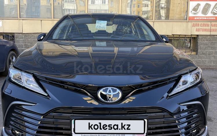 Toyota Camry 2021 года за 17 500 000 тг. в Нур-Султан (Астана)