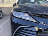 Toyota Camry 2021 года за 17 200 000 тг. в Нур-Султан (Астана) – фото 2