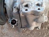 Компрессор кондиционера Hyundai Elantra Avante 1995-2000год за 80 000 тг. в Алматы – фото 3