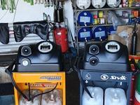 Аппаратное промывка автопечек без снятия, аппаратное замена антифриза в Караганда