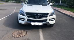 Mercedes-Benz ML 350 2012 года за 14 700 000 тг. в Нур-Султан (Астана)