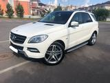 Mercedes-Benz ML 350 2012 года за 15 700 000 тг. в Нур-Султан (Астана) – фото 2