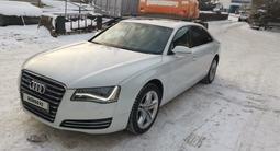 Audi A8 2012 года за 9 500 000 тг. в Нур-Султан (Астана)