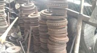 Тормозные диски суппорта за 222 тг. в Алматы
