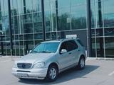 Mercedes-Benz ML 270 2001 года за 3 400 000 тг. в Алматы