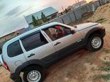 Chevrolet Niva 2014 года за 2 610 000 тг. в Актобе – фото 3