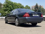 Mercedes-Benz S 500 2004 года за 4 000 000 тг. в Алматы – фото 4