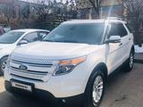 Ford Explorer 2014 года за 13 000 000 тг. в Алматы – фото 2
