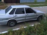 ВАЗ (Lada) 2115 (седан) 2005 года за 390 000 тг. в Костанай – фото 5
