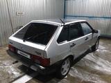ВАЗ (Lada) 2109 (хэтчбек) 1998 года за 780 000 тг. в Тараз – фото 3