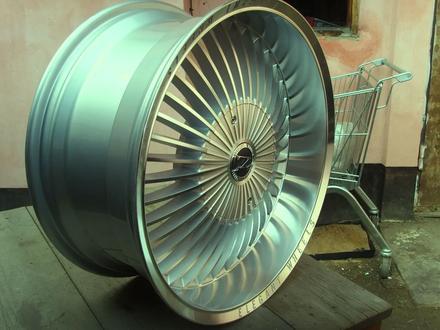 Реставрация авто дисков в Алматы – фото 3