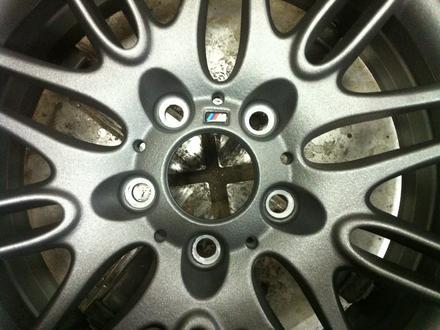 Реставрация авто дисков в Алматы – фото 104
