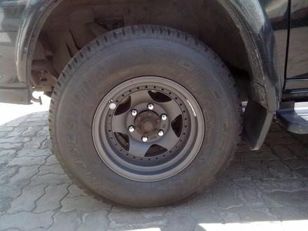 Реставрация авто дисков в Алматы – фото 119