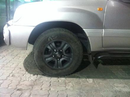 Реставрация авто дисков в Алматы – фото 130