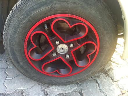 Реставрация авто дисков в Алматы – фото 139