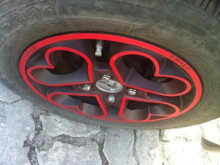 Реставрация авто дисков в Алматы – фото 140