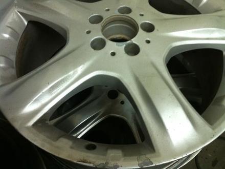 Реставрация авто дисков в Алматы – фото 24