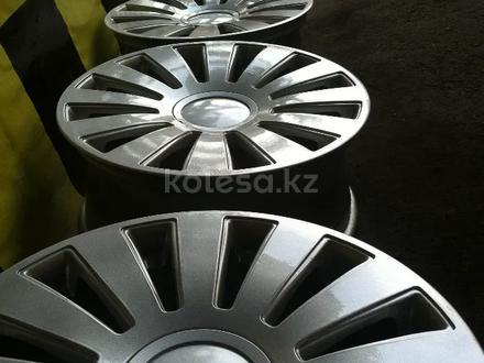 Реставрация авто дисков в Алматы – фото 30