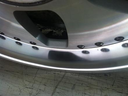 Реставрация авто дисков в Алматы – фото 38