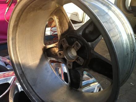 Реставрация авто дисков в Алматы – фото 54