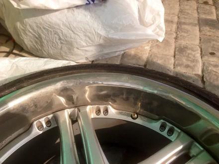 Реставрация авто дисков в Алматы – фото 64
