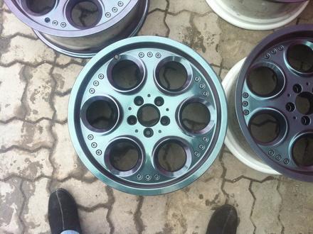 Реставрация авто дисков в Алматы – фото 75