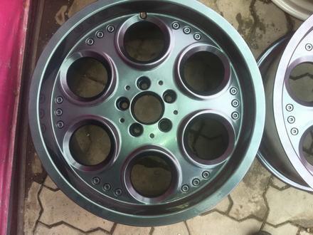 Реставрация авто дисков в Алматы – фото 78