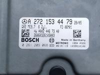 Блок управления двигателем м272 за 50 000 тг. в Алматы