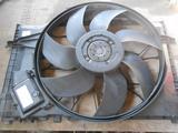 Диффузор радиатора в сборе с вентилятором Mercedes Benz за 85 000 тг. в Алматы