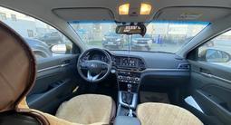 Hyundai Elantra 2019 года за 9 000 000 тг. в Нур-Султан (Астана) – фото 5