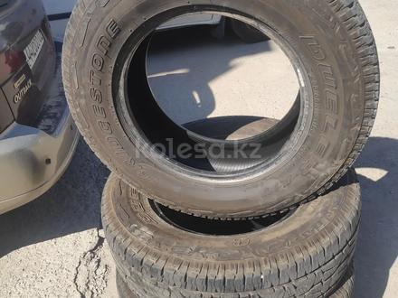 Бу комплект шин на Прадо Паджеро за 190 000 тг. в Алматы – фото 2