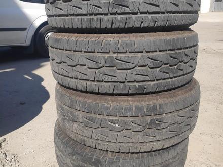 Бу комплект шин на Прадо Паджеро за 190 000 тг. в Алматы – фото 3
