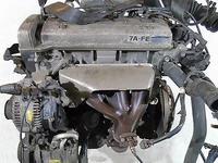 Привазной, Тойота Авенсис, Toyota Avensis Двигатель, Каропка, 7АFE, Катушка за 240 000 тг. в Алматы