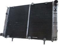 Радиатор Охлаждения Газель Бизнес 2-х Рядный Медный за 51 920 тг. в Атырау