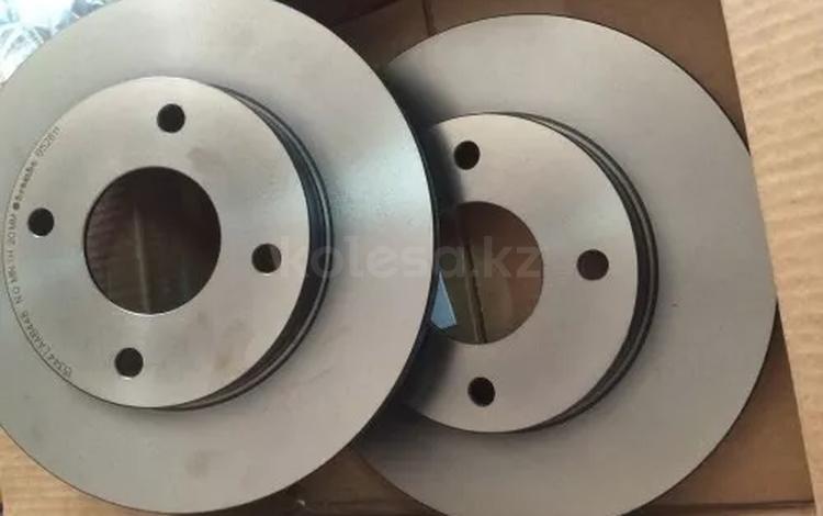 Передние тормозные диски mazda tribute за 9 000 тг. в Нур-Султан (Астана)