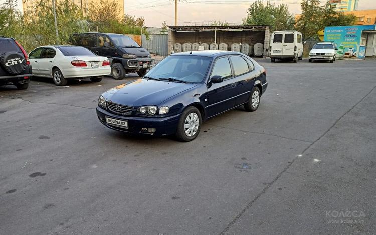 Toyota Corolla 2001 года за 3 200 000 тг. в Алматы