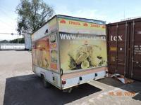 Сдам в аренду автомагазин купава автоприцеп длина 3 метра ширина… в Алматы