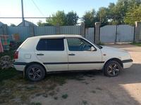 Volkswagen Golf 1994 года за 850 000 тг. в Алматы