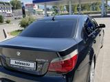 BMW 525 2004 года за 4 600 000 тг. в Алматы – фото 3